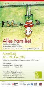 Alles Familie Plakat